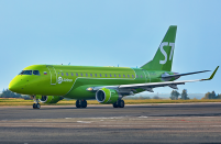 S7 Airlines switches on its summertime schedule
