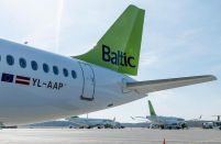 €5.4 million profit for Latvia's airBaltic in 2018