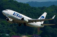 Russia's Utair suffered a 4.4 billion roubles loss in 2018