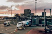 Estonia's Nordica first quarter traffic is down by 16 per cent