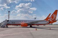 SkyUp Airlines brings in a seventh Boeing 737
