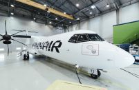 Magnetic MRO brings broad service support to Finnish airline