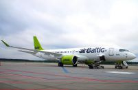 airBaltic takes delivery of its 19th Airbus A220 aircraft
