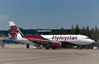New LCC FlyArystan served in excess of 51,000 passengers during its first month of operation
