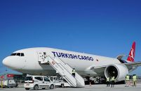 Turkish Cargo launches freighter flights to Moscow Sheremetyevo