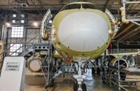 CityJet to receive its first SSJ-100 in May