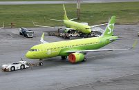 Russia's S7 Airlines takes delivery of its 99th airliner
