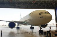 Volga-Dnepr Group completes C-check on an Iraqi Airways Boeing 777