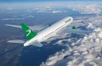 Turkmenistan Airlines to extend its long-haul fleet to four Boeing 777-200LRs
