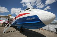 Russia to supply more Beriev Be-200 amphibians to Chile