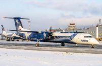 Aurora purchases two more Q400s