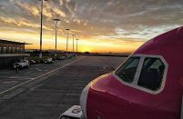 LCC Wizz Air prepares to launch flights from Budapest to Minsk