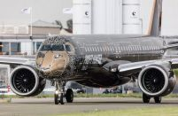 Embraer to present its new E195-E2 at Russia's MAKS 2019 air show