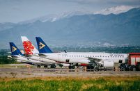 Air Astana's financial results improved in the first half of 2019