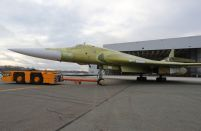 Russian supersonic Tupolev business jet proposal is taken off the agenda