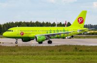 S7 Airlines to retire its Airbus A319 fleet