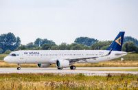Air Astana becomes the first CIS operator of the long-range version of the A321neo