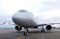 Aeroflot takes delivery of two aircraft