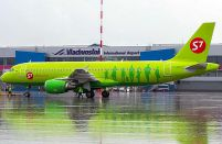 S7 Airlines to base a fourth aircraft at Vladivostok
