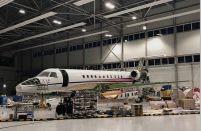 Embraer approves Russian company to support the Legacy 600/650 in Moscow