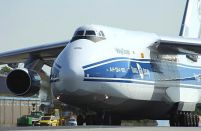Volga-Dnepr mothballs An-124 capacity and cuts back on staff numbers