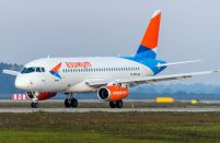 Azimuth Airlines' Superjet 100 fleet grows to 10 aircraft
