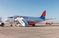 Azimuth Airlines' all-Superjet 100 fleet grows to 11