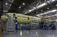 Airframe of MC-21 is assembled ready for testing with Russia's PD-14 engines