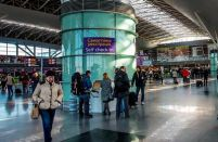 Boryspil continues increase in passenger traffic