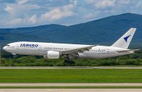 Russia's IrAero says good-bye to its Boeing 777 experiment