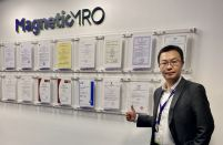 Magnetic MRO gains Chinese certification