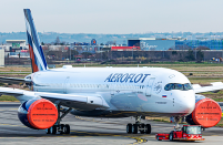 The Airbus A350-900 is awarded a type certificate in Russia