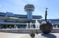 Belarus' Minsk airport continues on its double-digit growth flight path