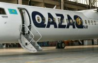 Qazaq Air reports accelerated traffic growth