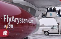 Kazakhstan's LCC FlyArystan carried 700,580 passengers in its first eight months