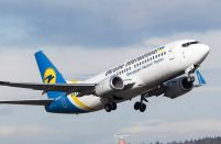 Ukraine International Airlines' passenger numbers declined in 2019