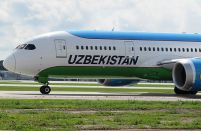 Fleet expansion inspires Uzbekistan Airways' traffic growth