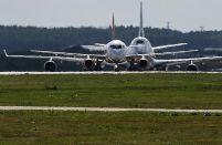 Russian commercial aviation in a battle for survival