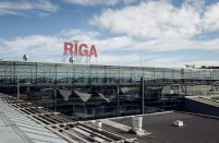 Latvia's Riga airport prepares for the resumption of flights
