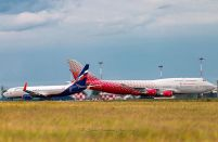 The financial burden is eased for Aeroflot Group member airlines