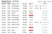 Russia's airlines schedule a significant increase in flight numbers from June