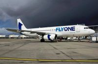 Moldova's LCC FlyOne to resume scheduled flights on July 1