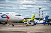 Russian airlines' May traffic improves 28 per cent on April
