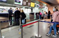 Russian airlines' May traffic plunges 91.3 per cent year-on-year