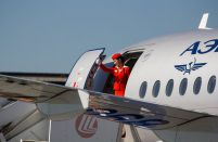Aeroflot expects complete domestic traffic recovery by year end; to add 8 more Superjets