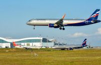 Russian airlines' passenger traffic down 46 per cent in 2020