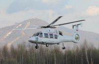 Ka-62 helicopter takes its first flight