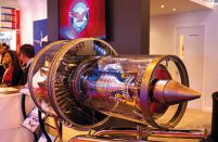Pratt & Whitney delivers first engine for MC-21