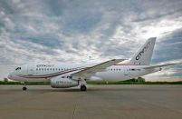 CityJet takes delivery of its first SSJ 100
