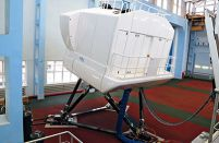 Full-flight simulator for Tu-204SM